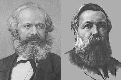 Marx ve Engels'in Materyalizm ve İdealizm Görüşleri
